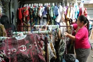 Baju Murah Meriah Di Pasar Klewer