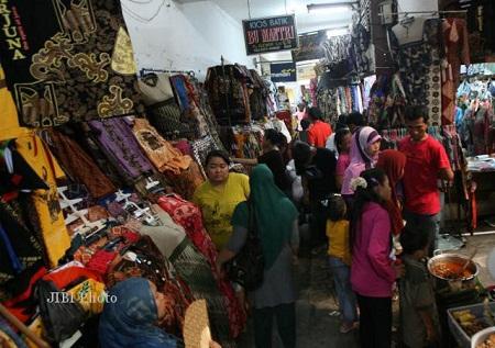 Grosiran Baju Solo Pasar Klewer