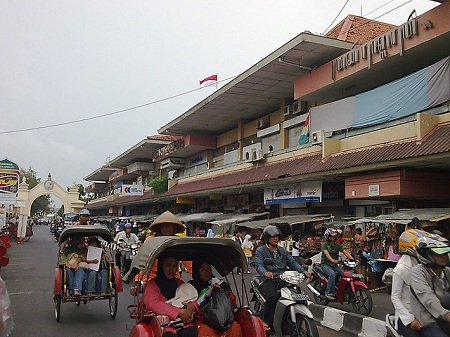Grosir Pasar Kelwer Solo Murah 2016