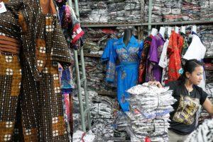 Pusat Grosir Baju Murah Solo Klewer 2019 Grosir Daster Murah Kota Solo