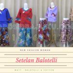 Pusat Grosir Baju Murah Solo Klewer 2018 Produsen Setelan Balotelli Wanita Dewasa Murah di Solo 60Ribu