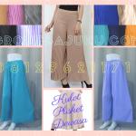 Pusat Grosir Baju Murah Solo Klewer 2018 Supplier Celana Kulot Plisket Wanita Dewasa Murah 35Ribu