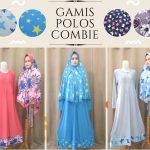 Pusat Grosir Baju Murah Solo Klewer 2018 Distributor Gamis Polos Combie Dewasa Syari Murah di Solo 66Ribu