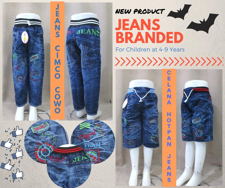 Pusat Grosir Baju Murah Solo Klewer 2019 Agen Celana Jeans Branded Anak Laki Laki Murah di Solo 32Ribu