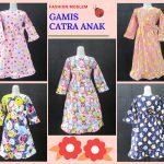 Pusat Grosir Baju Murah Solo Klewer 2018 Distributor Gamis Catra Anak Perempuan Karakter Murah Tanah Abang 35Ribu