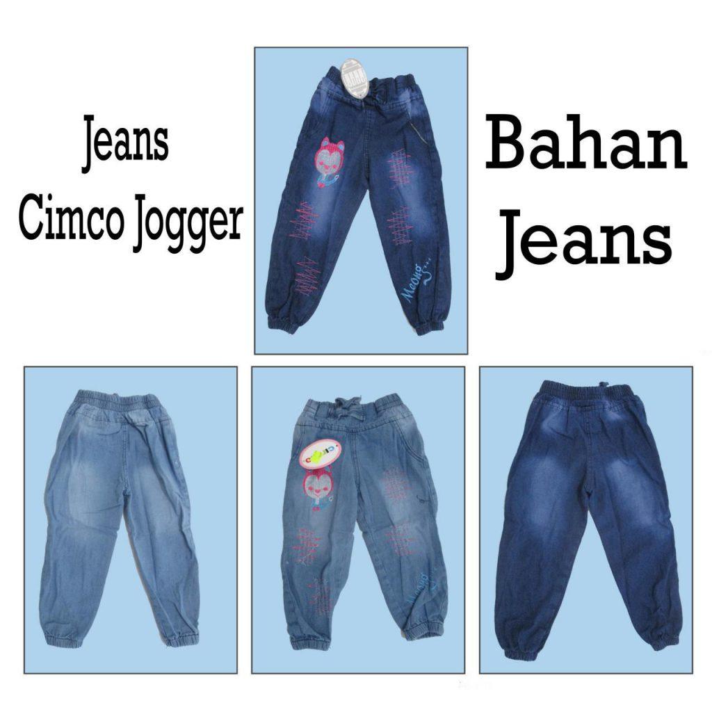 Pusat Grosir Baju Murah Solo Klewer 2021 Agen Jeans Cimco Jogger Anak Murah 35ribuan