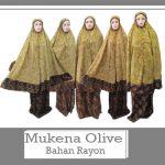 Pusat Grosir Baju Murah Solo Klewer 2018 Produsen Mukena Olive Dewasa Murah di Solo 90ribuan