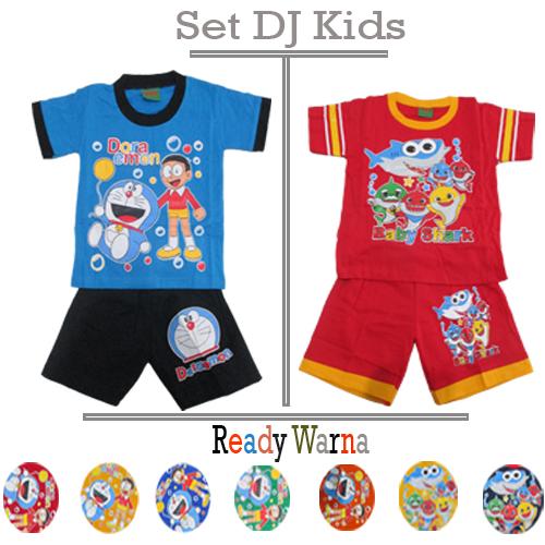 Pusat Grosir Baju Murah Solo Klewer 2018 Agen Setelan DJ Kids Murah di Solo 23ribuan