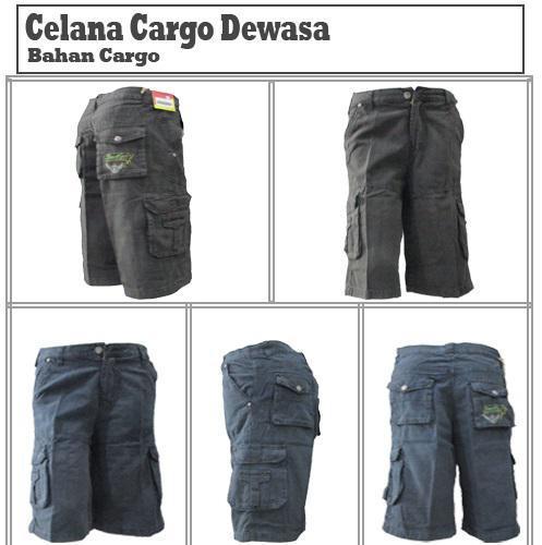 Sentra Grosir Celana Cargo Dewasa Murah