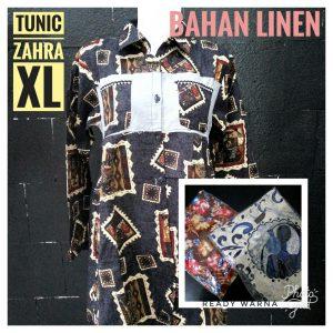 Grosir Tunic Zahra XL Murah Jakarta 50ribuan