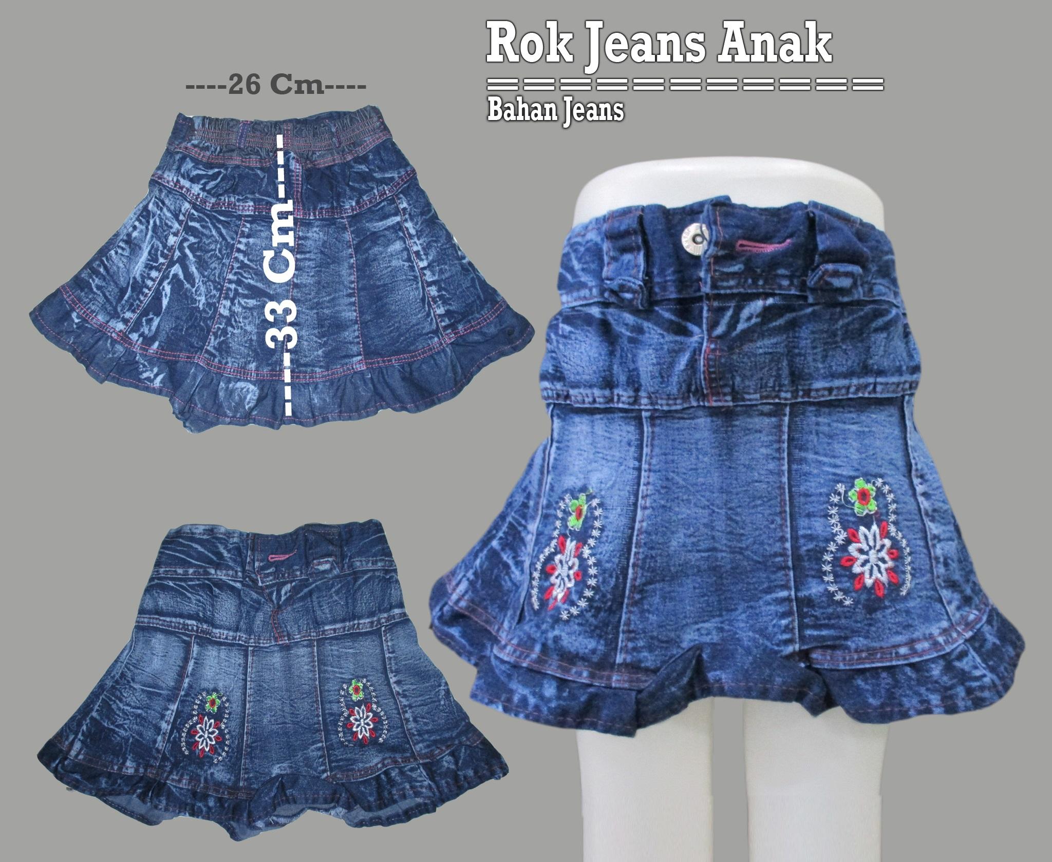 Pusat Grosir Baju Murah Solo Klewer 2019 Pusat Grosir Rok Jeans Anak Terbaru Murah di Solo 17Ribuan
