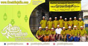 Pusat Grosir Baju Murah Solo Klewer 2021 gbk ramadhan