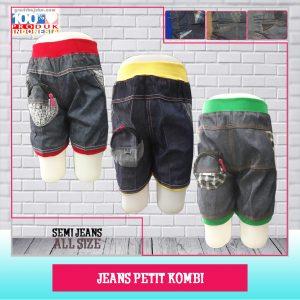 Pusat Grosir Baju Murah Solo Klewer 2019 Jeans Petit Kombi