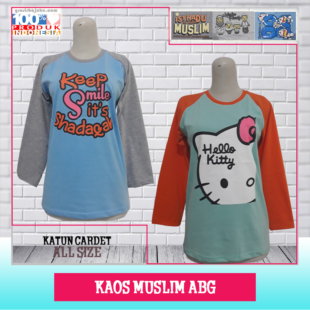 Pusat Grosir Baju Murah Solo Klewer 2019 Grosir Kaos Muslim ABG Murah