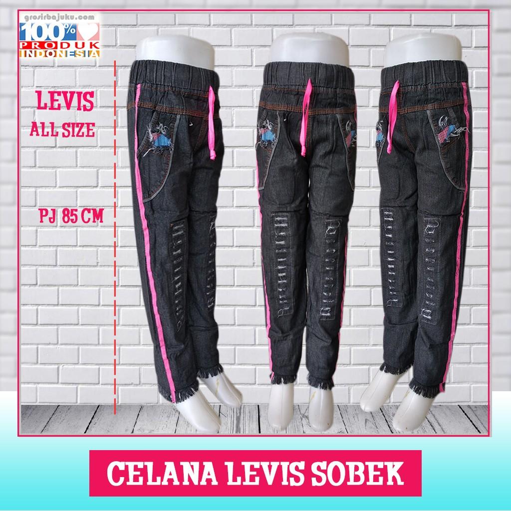 Pusat Grosir Baju Murah Solo Klewer 2019 Bisnis Celana Levis Sobek Murah di Solo