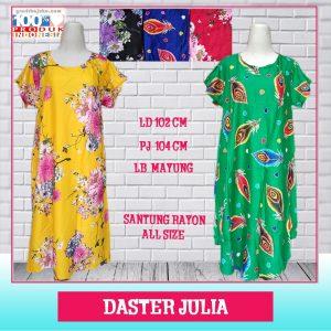 Pusat Grosir Baju Murah Solo Klewer 2021 Daster Julia