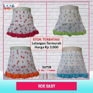 Pusat Grosir Baju Murah Solo Klewer 2019 Rok Baby