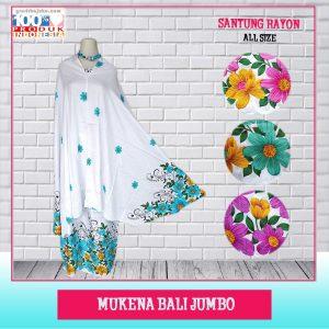 Pusat Grosir Baju Murah Solo Klewer 2019 Mukena Bali Jumbo