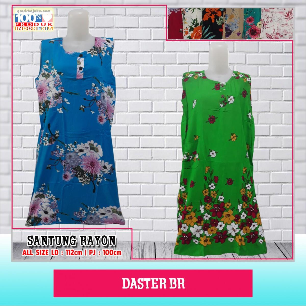 Pusat Grosir Baju Murah Solo Klewer 2019 Distributor Daster BR Murah di Solo