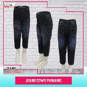 Pusat Grosir Baju Murah Solo Klewer 2019 Jeans Cowo Panjang