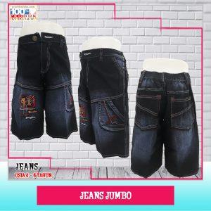 Pusat Grosir Baju Murah Solo Klewer 2021 Jeans Jumbo