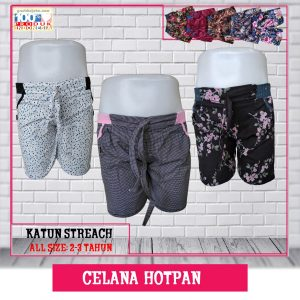 Pusat Grosir Baju Murah Solo Klewer 2019 Celana Hotpan