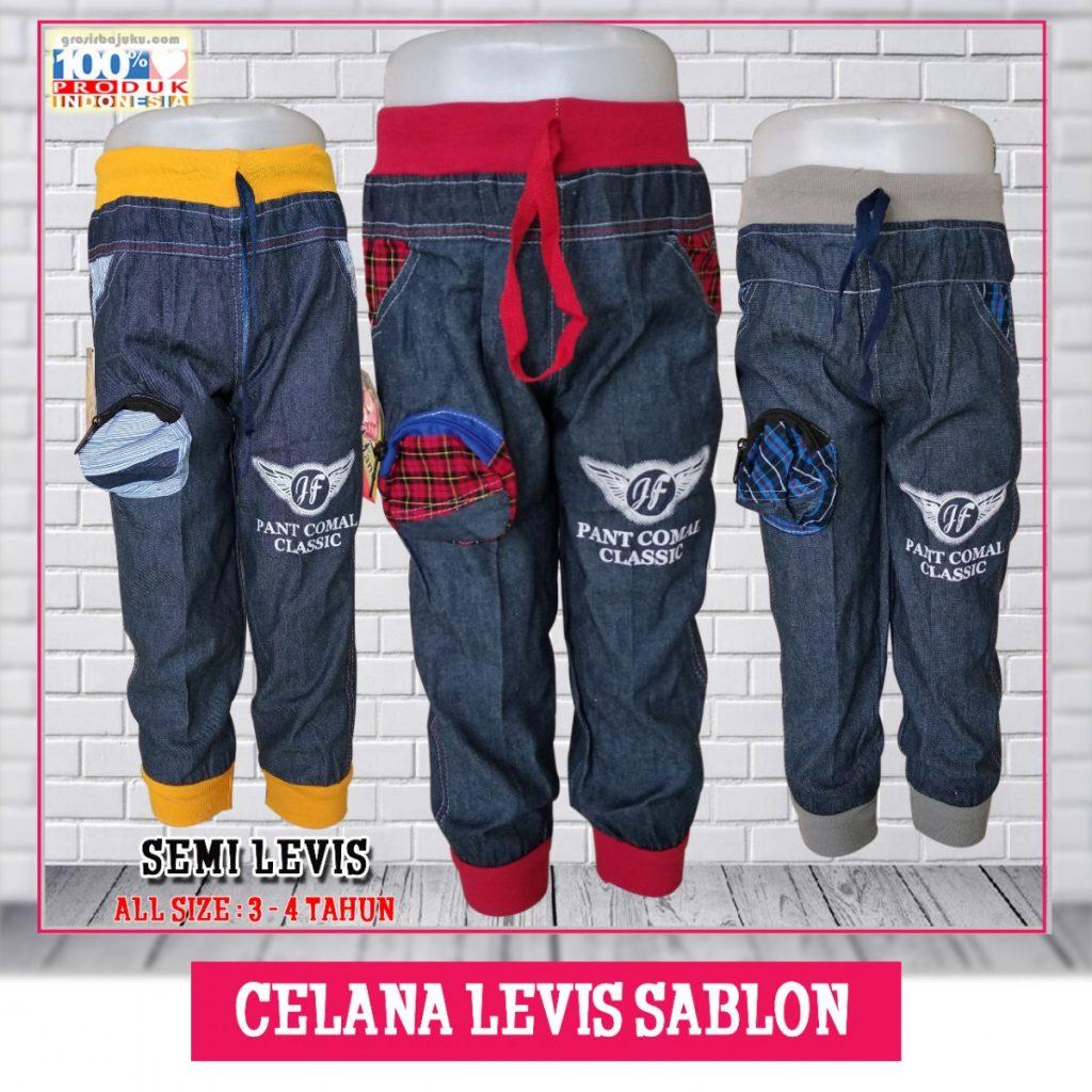 Pusat Grosir Baju Murah Solo Klewer 2019 Bisnis Celana Levis Sablon Murah di Solo
