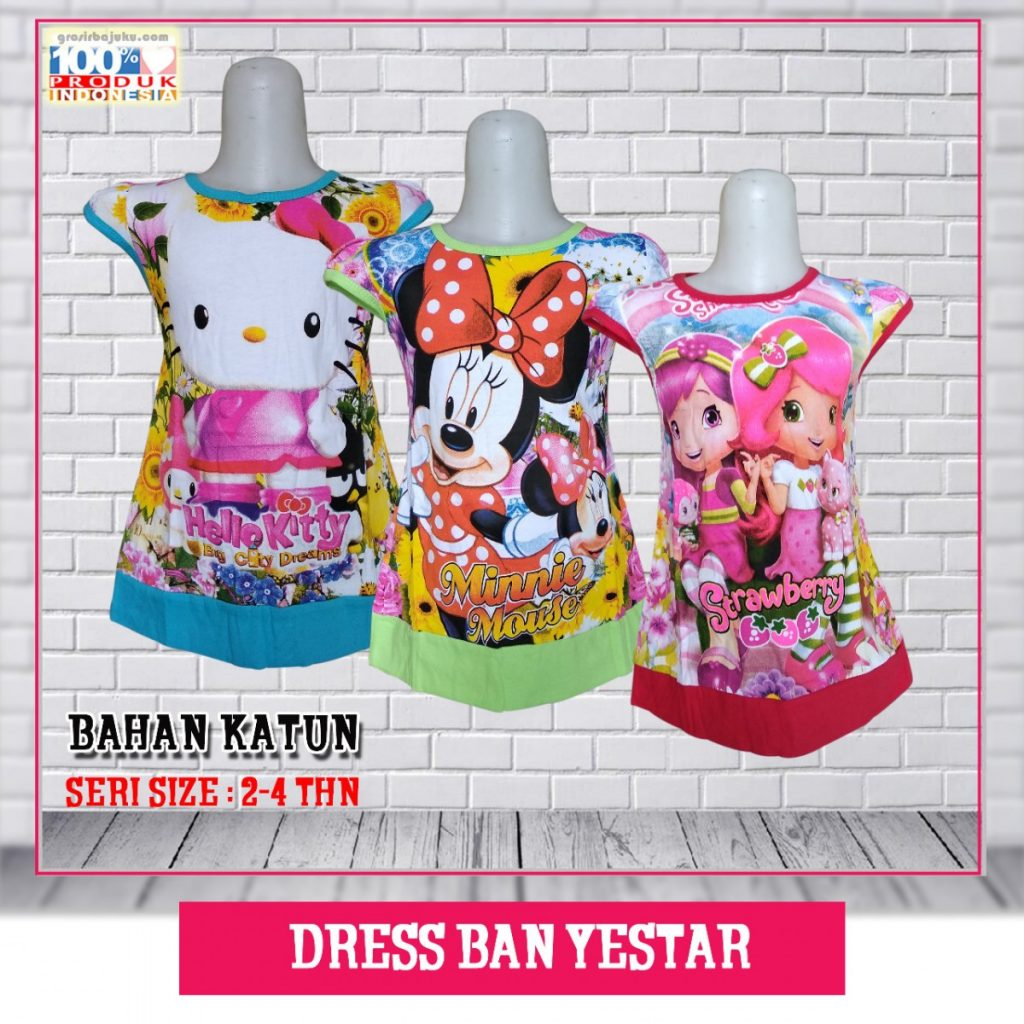 Pusat Grosir Baju Murah Solo Klewer 2019 Supplier Dress Ban Yestar Murah di Solo