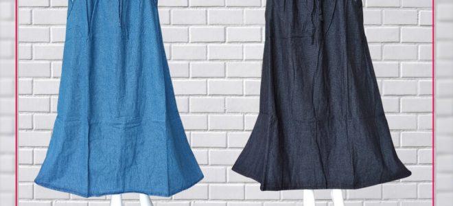 Pusat Grosir Baju Murah Solo Klewer 2021 Pusat Rok Jeans Via Murah di Solo