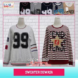 Pusat Grosir Baju Murah Solo Klewer 2019 Sweater Dewasa