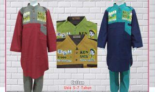 Pusat Grosir Baju Murah Solo Klewer 2021 Distributor Koko Pakistan Anak Murah di Solo
