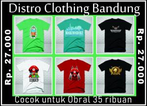Pusat Grosir Baju Murah Solo Klewer 2021 kaosdistroku clothing bandung