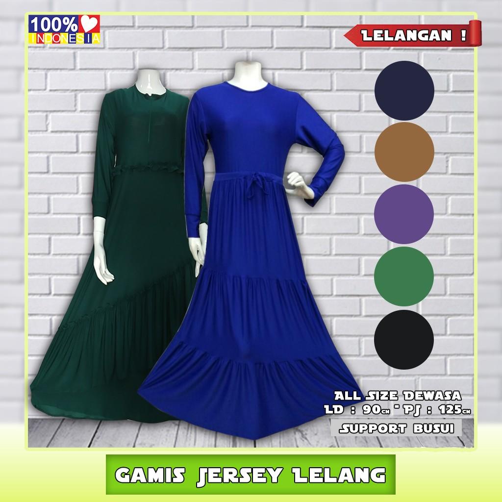 Pusat Grosir Baju Murah Solo Klewer 2019 Distributor Gamis Jersey Lelang Murah di Solo