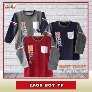 Pusat Grosir Baju Murah Solo Klewer 2021 Kaos Boy TP