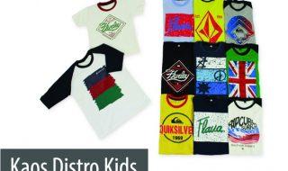 Pusat Grosir Baju Murah Solo Klewer 2021 Supplier Kaos Distro Kids Murah di Solo