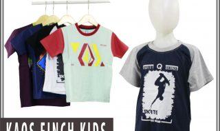 Pusat Grosir Baju Murah Solo Klewer 2021 Distributor Kaos Finch Kids Murah di Solo