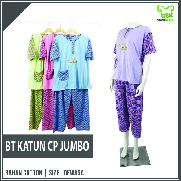 Pusat Grosir Baju Murah Solo Klewer 2019 Supplier Baju Tidur Cotton Dewasa Murah di Solo