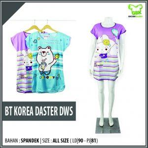 Pusat Grosir Baju Murah Solo Klewer 2019 BT Korea Daster Dws