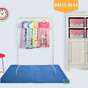 Pusat Grosir Baju Murah Solo Klewer 2021 Dress-Dena Anak