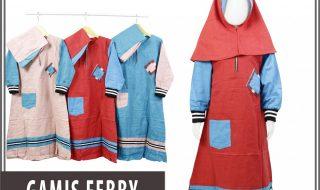 Pusat Grosir Baju Murah Solo Klewer 2019 Bisnis Gamis Febby Anak Murah di Solo