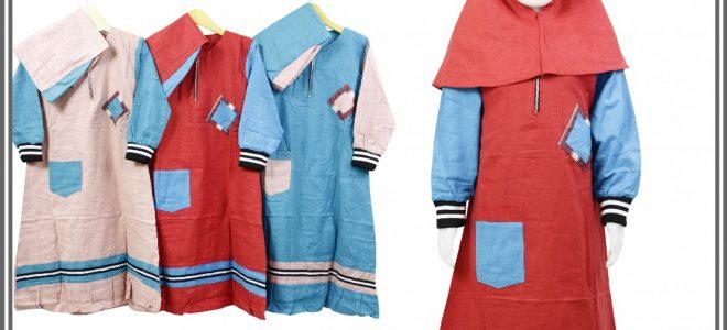 Pusat Grosir Baju Murah Solo Klewer 2021 Bisnis Gamis Febby Anak Murah di Solo