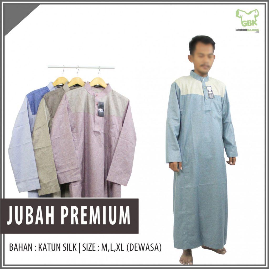 Pusat Grosir Baju Murah Solo Klewer 2019 Supplier Jubah Dewasa Premium Murah di Solo