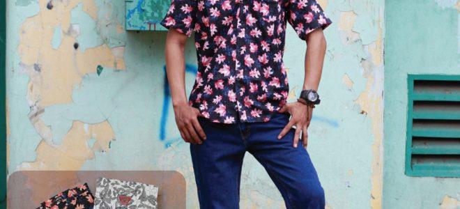 Pusat Grosir Baju Murah Solo Klewer 2019 Produsen Kemeja Stretch Dewasa Pendek Murah di Solo