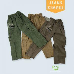 Pusat Grosir Baju Murah Solo Klewer 2019 jeans kimpul anak murah