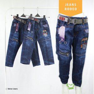 Pusat Grosir Baju Murah Solo Klewer 2021 jeans-rodeo-anak