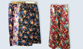 Pusat Grosir Baju Murah Solo Klewer 2019 Agen Celana Kulot Motif Murah di Solo