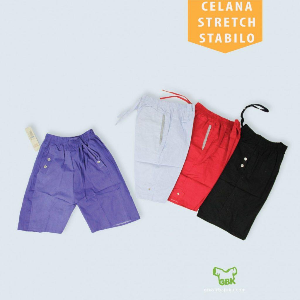 Pusat Grosir Baju Murah Solo Klewer 2019 Konveksi Celana Streatch Stabilo Murah di Solo