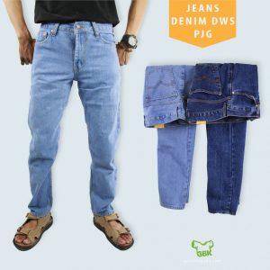 Pusat Grosir Baju Murah Solo Klewer 2019 Jeans Denim Dewasa Panjang