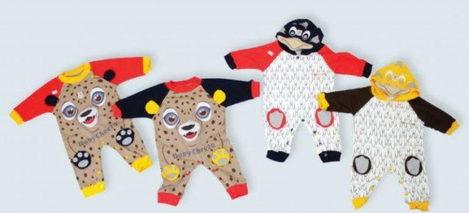 Pusat Grosir Baju Murah Solo Klewer 2021 Grosir Jumpsuit Baby Murah di Solo