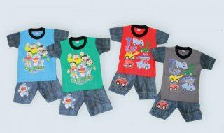 Pusat Grosir Baju Murah Solo Klewer 2021 Konveksi Set Dujati Kids Murah di Solo